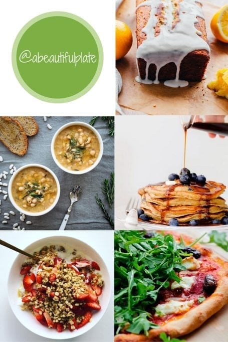 8 Instagram Foodies to Follow - Eat Spin Run Repeat - abeautifulplate