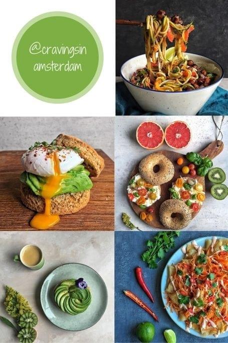 8 Instagram Foodies to Follow - Eat Spin Run Repeat - cravingsinamsterdam