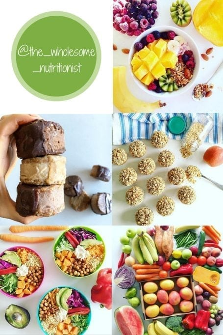 8 Instagram Foodies to Follow - Eat Spin Run Repeat - the_wholesome_nutritionist