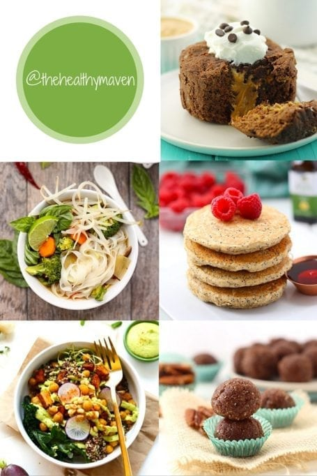 8 Instagram Foodies to Follow - Eat Spin Run Repeat - thehealthymaven