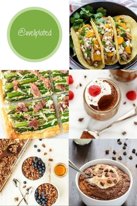 8 Instagram Foodies to Follow - Eat Spin Run Repeat - wellplated