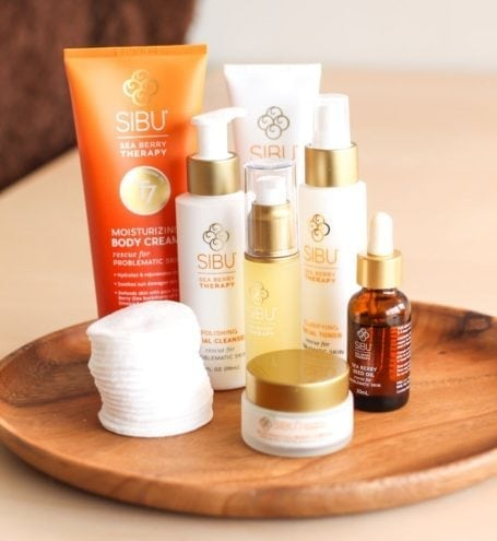 Sibu Sea Buckthorn Natural Skincare