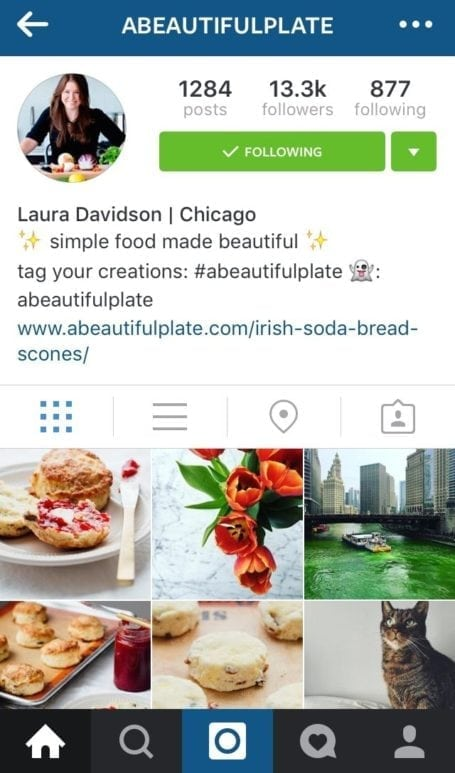 8 Instagram foodies you need to follow - abeautifulplate