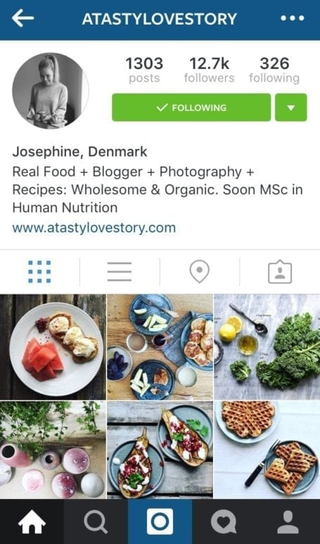 8 Instagram foodies you need to follow - atastylovestory
