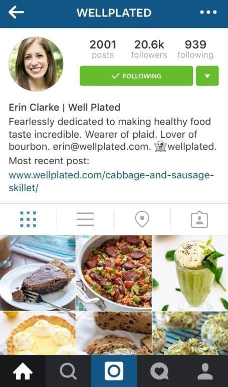 8 Instagram foodies you need to follow - wellplated