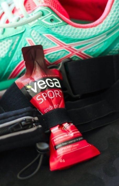 Vega Sport Gel and Asics GT-2000s