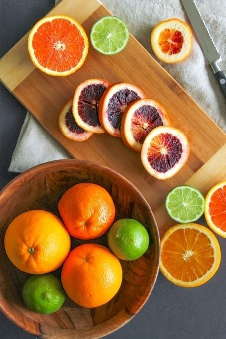 assorted citrus fruits - eat spin run repeat