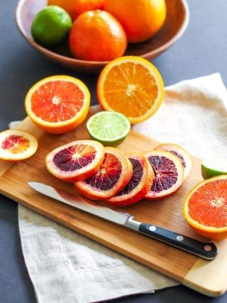 assorted citrus fruits - eat spin run repeat