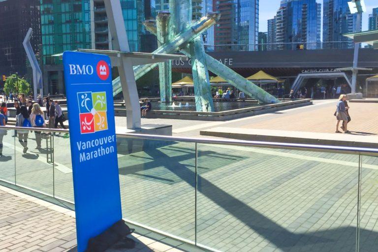 BMO Half Marathon Vancouver 2016