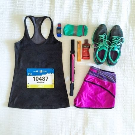 Race Gear - BMO Half Marathon 2016