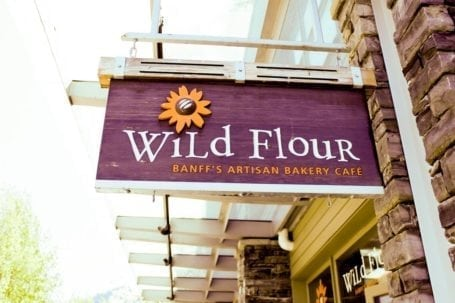 Wild Flour Bakery, Banff