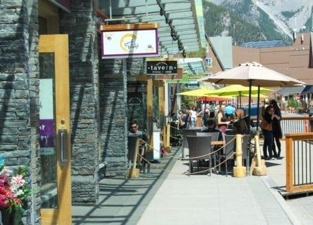 bear st restaurants in banff