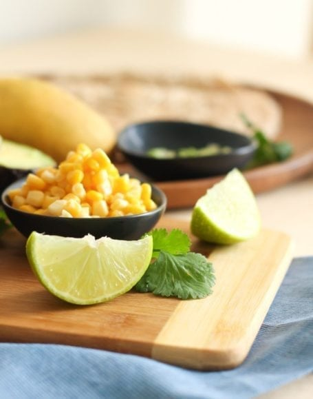 corn and limes