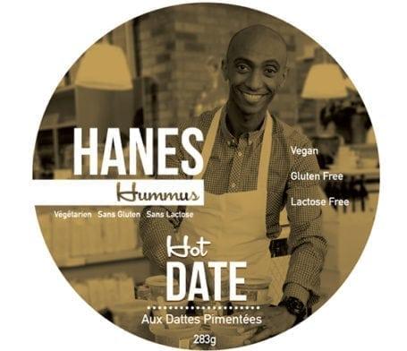 hanes hot date hummus