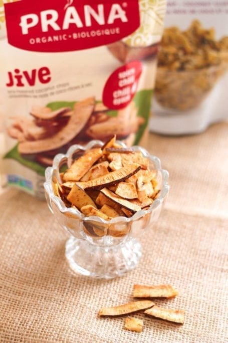 prana jive coconut chips