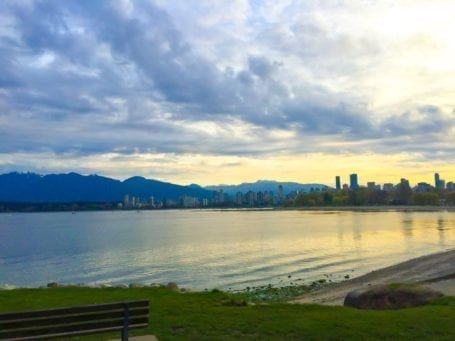 seen on my run - kits beach