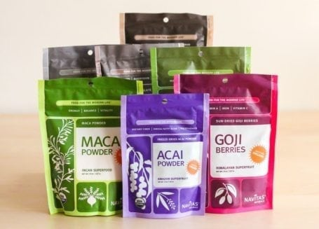 Navitas Naturals Superfoods Prize Pack - Eat Spin Run Repeat