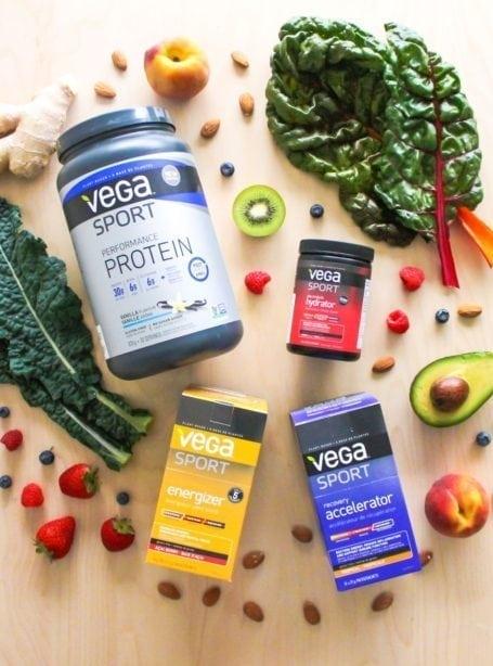 Vega Giveaway - Eat Spin Run Repeat