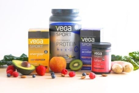Vega Giveaway - Eat Spin Run Repeat