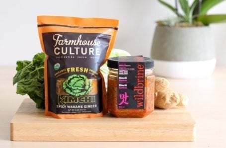 Farmhouse Culture and Wildbrine Kimchi