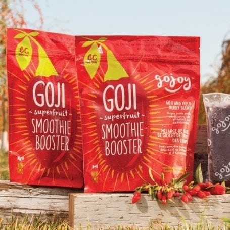 gojoy berry smoothie booster blend