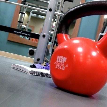 The Kettlebell Countdown Workout - Eat Spin Run Repeat
