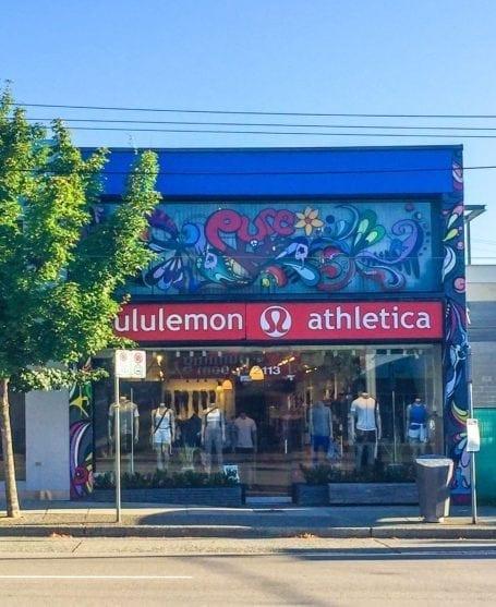 lululemon west 4th