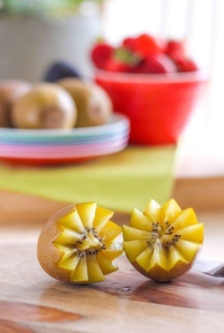 Zespri SunGold Kiwi flower