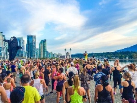seawheeze 2016 morning warm-up
