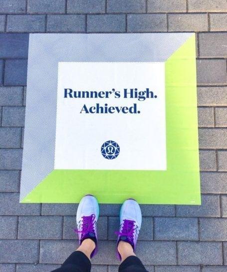 runner's high achieved - seawheeze