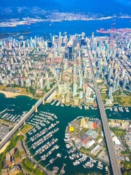 harbour air flight tour