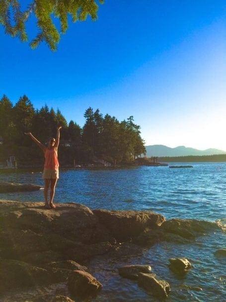 Weekend Adventures in Salt Spring Island