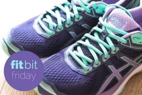 Fit Bit Friday - Eat Spin Run Repeat