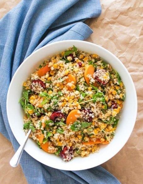 Summer Bliss Salad - Eat Spin Run Repeat