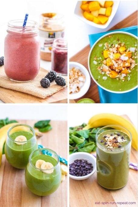5 Day Smoothie Reboot - Eat Spin Run Repeat