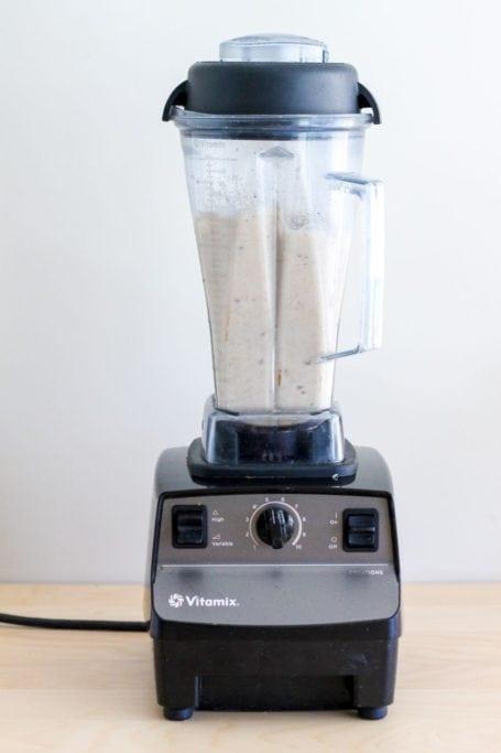 DIY Vanilla Brazil Nut Milk - Eat Spin Run Repeat