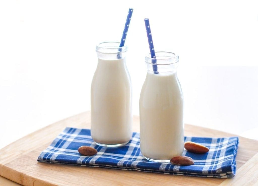 DIY Vanilla Brazil Nut Milk - Eat Spin Run Repeat