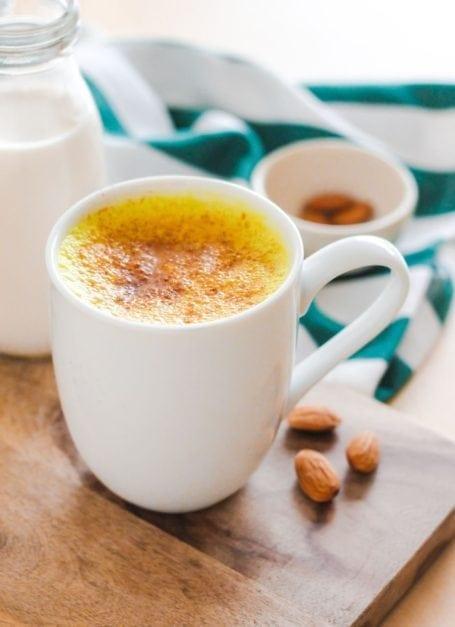 Anti-Inflammatory Turmeric Latte - Eat Spin Run Repeat