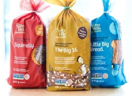 Silver Hills Sprouted Grain Bread - Eat Spin Run Repeat