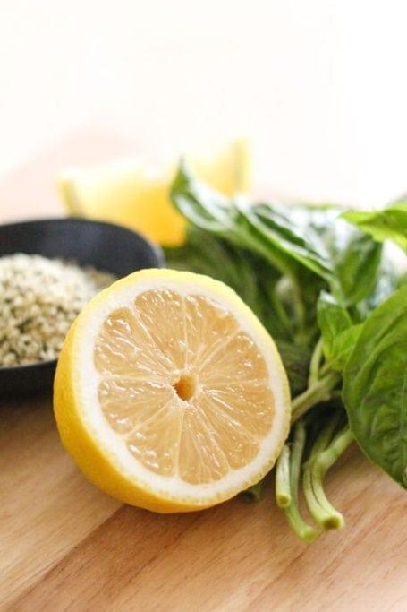 Hemp Seed and Kale Pesto - Eat Spin Run Repeat