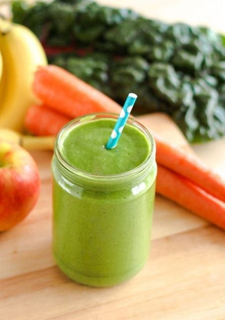 ABC Green Smoothie - Eat Spin Run Repeat