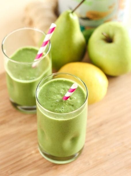 Green Start Smoothie - Eat Spin Run Repeat