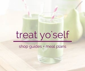 Shop guides and meal plans