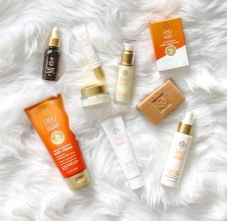 Sibu Skincare Essentials - Eat Spin Run Repeat