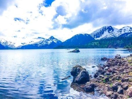 hiking at garibaldi lake - eat spin run repeat
