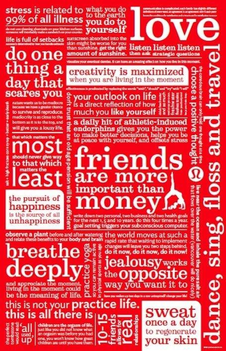 lululemon manifesto