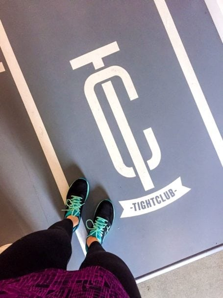 tight club, vancouver - eat spin run repeat