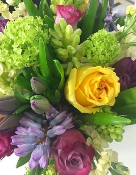 1-year luluversary flowers