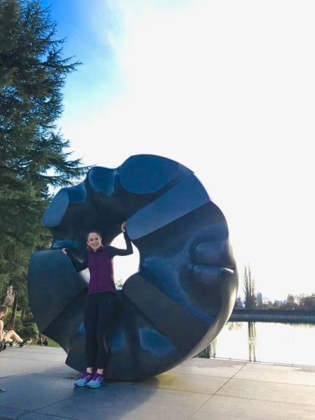 Getting Sweaty in Seattle - A recap of my favourite places to work out and eat healthy, delicious food in Seattle, WA. - via Eat Spin Run Repeat // @eatspinrunrpt
