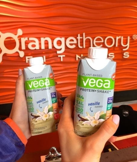 Vega Ready to Drink Protein Shakes - eat spin run repeat // @eatspinrunrpt